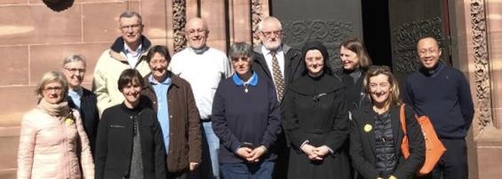La Famille Vincentienne de France poursuit sa marche vers une plus grande collaboration