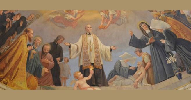 Saints, Bienheureux, Vénérables et Serviteurs de Dieu de la Congrégation de la Mission