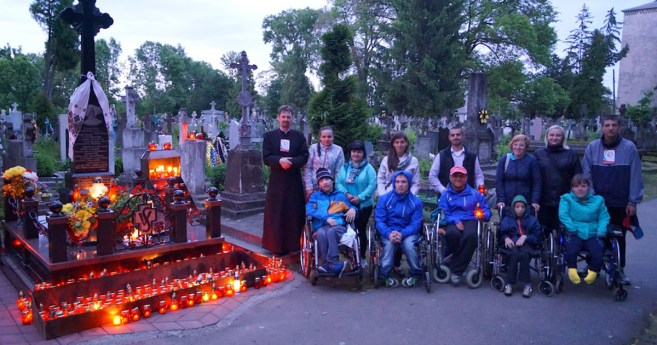10ème pèlerinage au sanctuaire de la bienheureuse Marta Wiecka