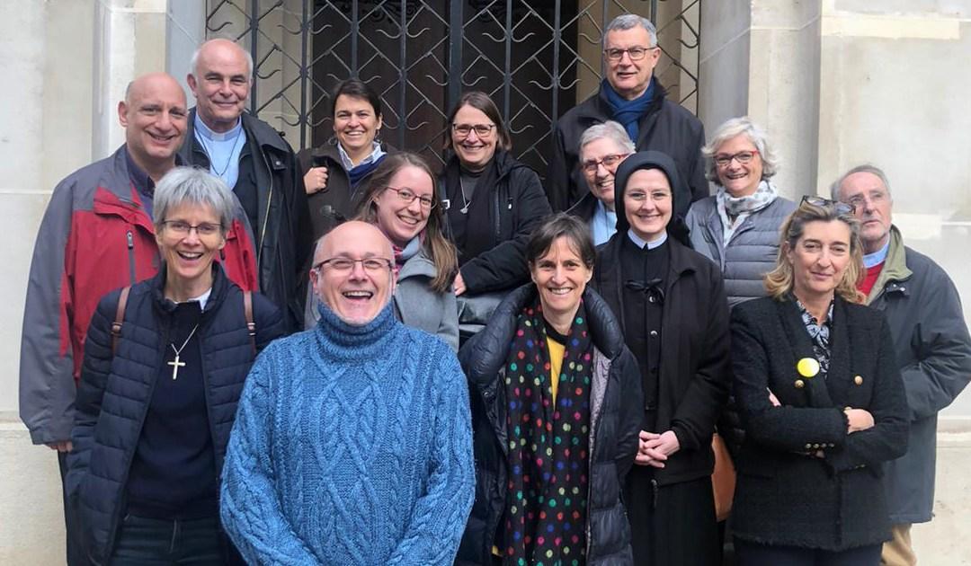 Rencontre de la Coordination Nationale de la Famille Vincentienne en France