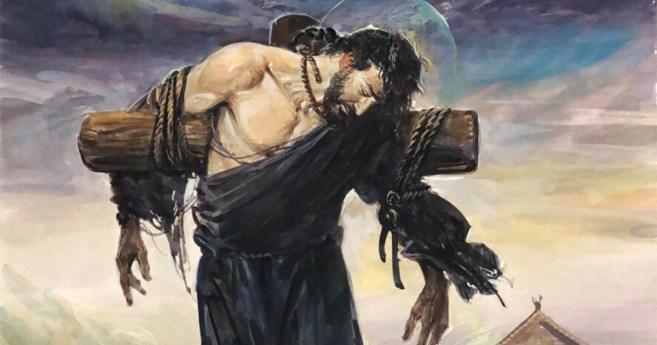 Le premier saint de Chine a été martyrisé sur une croix à Wuhan