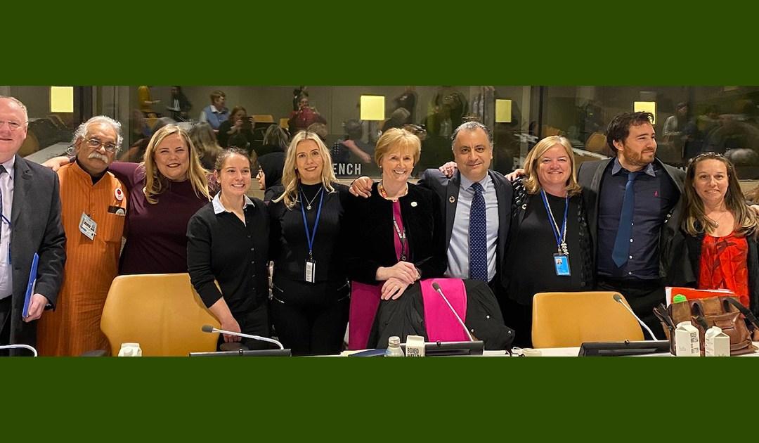 Première résolution des Nations Unies sur le sans-abrisme