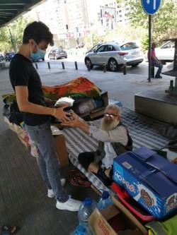Conférence des visiteurs d'Europe et du Moyen Orient (CEVIM) travaille avec les Sans-Abris