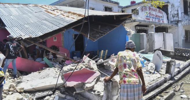 Haïti a besoin de notre aide ! Appel des Filles de la Charité !