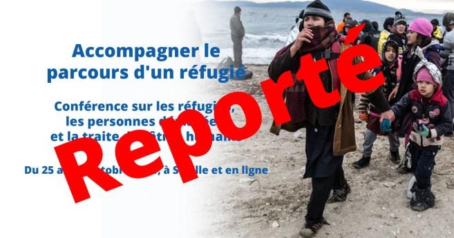 Report de la Conférence de la FHA sur les réfugiés