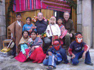 Visita del Superiore Generale della CM in Bolivia