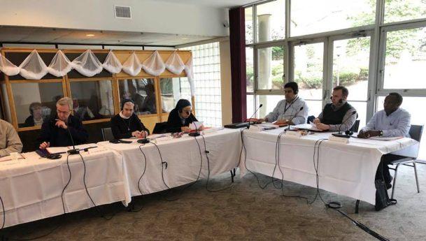 Riunione del Comitato Esecutivo della Famiglia Vincenziana 2018