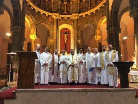 Inizia l'Assemblea Provinciale dei Missionari Vincenziani d'Italia