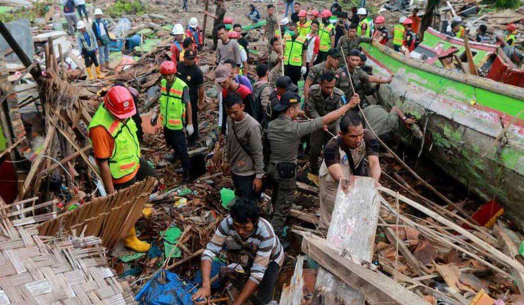 La Famiglia Vincenziana prega per le vittime in Indonesia