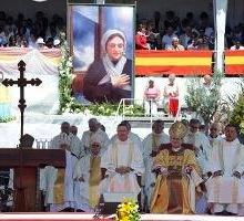 Msza beatyfikacyjna S. Małgorzaty Rutan SM, 19 czerwca 2011