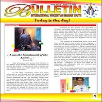 Biuletyn Międzynarodowy JMV – Czerwiec 2011 (nr 82)