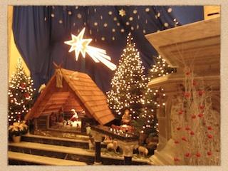 W dzień Bożego Narodzenia
