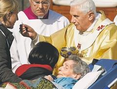 XXI Światowy Dzień Chorego – Orędzie Papieża Benedykta XVI