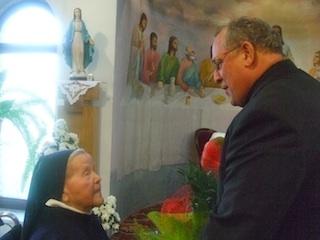 Ojciec Generał odwiedza Dom Prowincjalny Sióstr Miłosierdzia w Krakowie