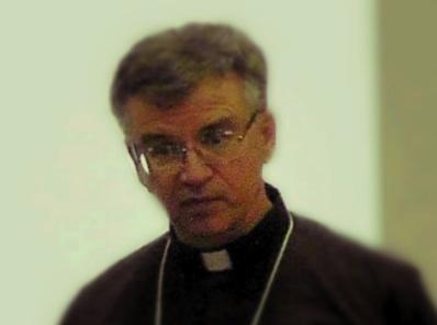 Ks. Patryk Griffin ustępuje z funkcji Dyrektora Generalnego Sióstr Miłosierdzia