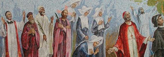 Saints of Vincentian Family