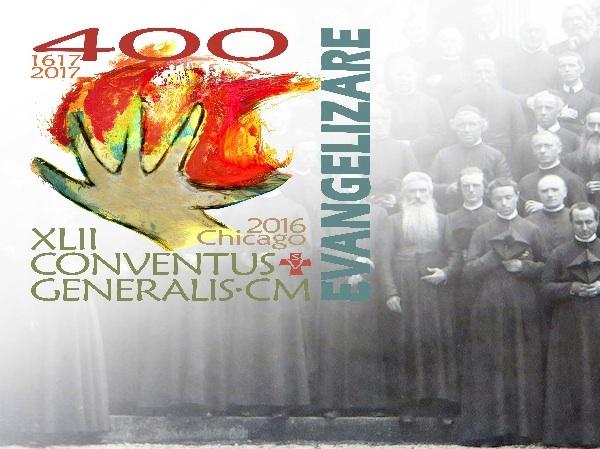 Logo XLII Konwentu Generalnego Zgromadzenia Misji
