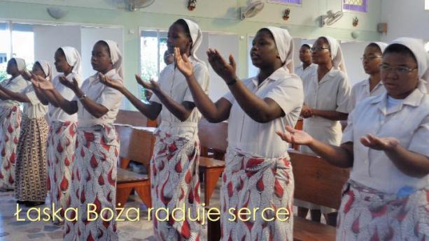 Doroczne spotkanie Młodych Sióstr w Mozambiku