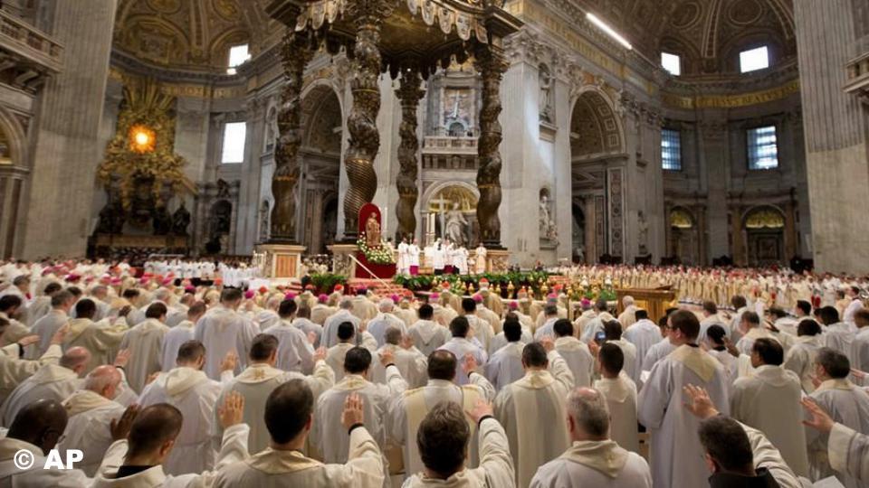 Papież Franciszek: homilia podczas Mszy św. Krzyżma