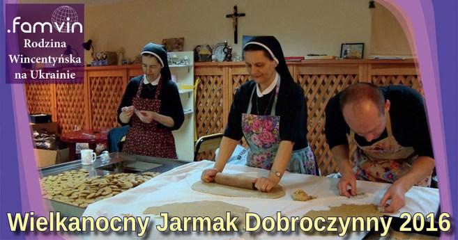 Wielkanocny Jarmark Dobroczynny 2016
