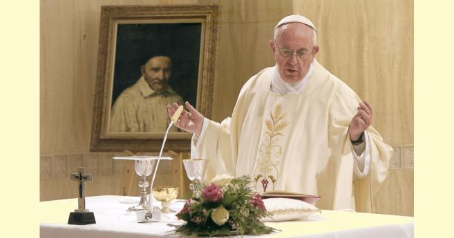 Pochwała Papieża dla AIC z okazji 400. rocznicy #AIC400