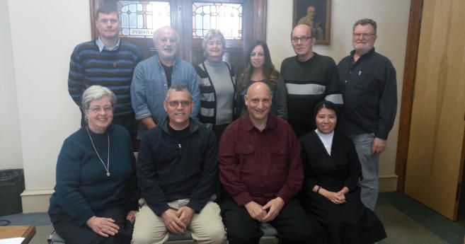 Spotkanie w Filaldefii dotyczące materiałów do formacji wincentyńskiej