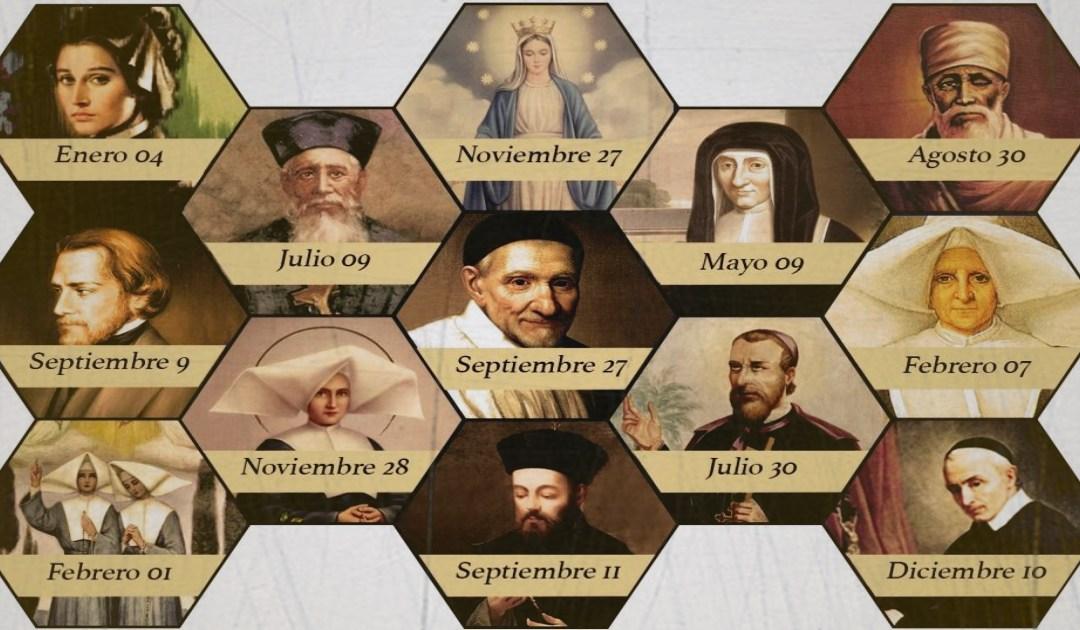 Zmiany w Kalendarzu Liturgicznym Rodziny Wincentyńskiej