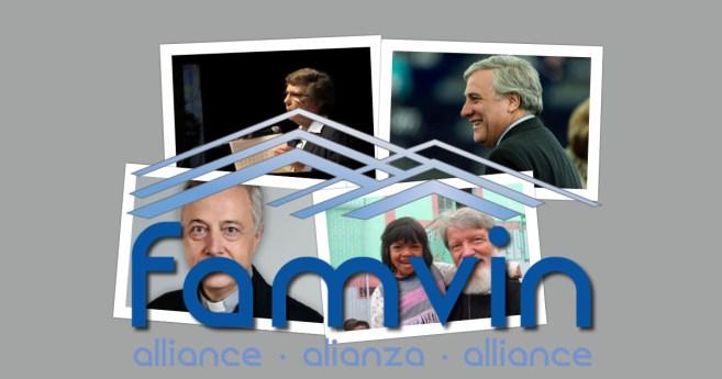 """Famvin Homeless Alliance stał się """"oficjalny"""""""