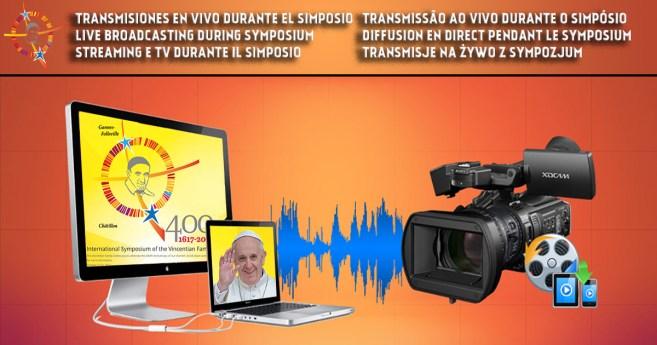 Transmisje na żywo podczas Sympozjum 14 i 15 października