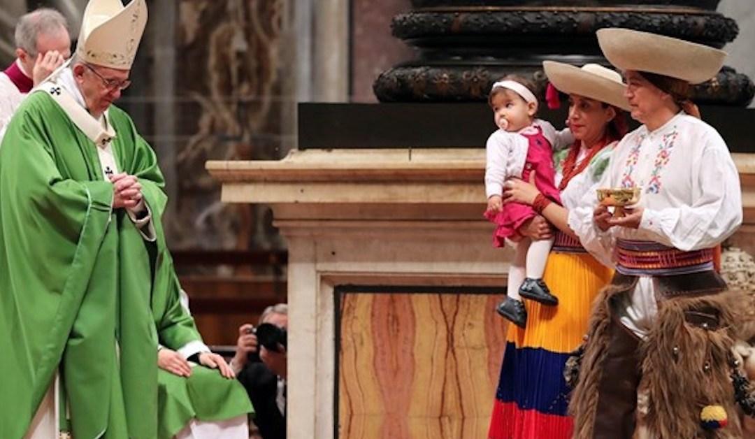 Papież Franciszek: homilia podczas Mszy św. w Światowym Dniu Migranta i Uchodźcy [pełny tekst]