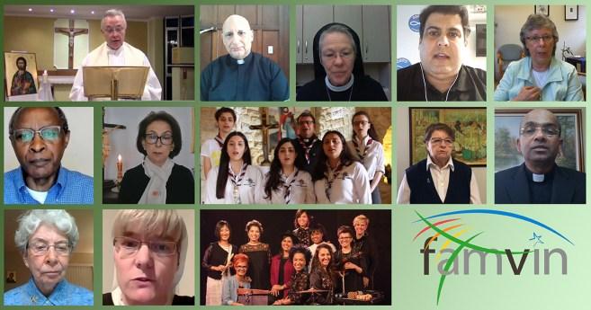 Niedzielne spotkanie modlitewne Rodziny Wincentyńskiej