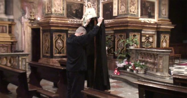 Cubramo-nos com a capa de São Vicente • Um vídeo de P. Tomaz Mavrič
