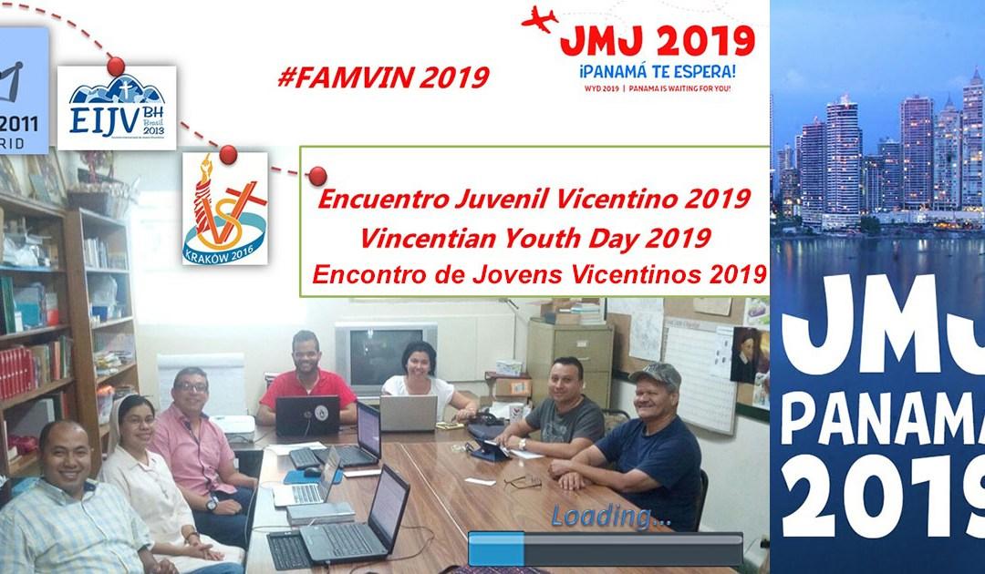 Encontro de Jovens Vicentinos Panamá 2019
