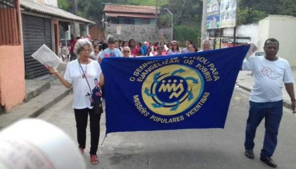 Santas Missões Populares Vicentinas ocorreram no Rio de Janeiro