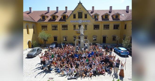 34.º encontro nacional de Juventude Mariana Vicentina Portugal