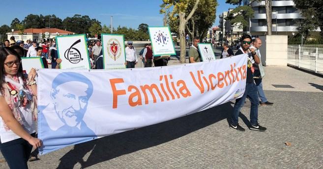 XIV Encontro Nacional da Família Vicentina em Portugal