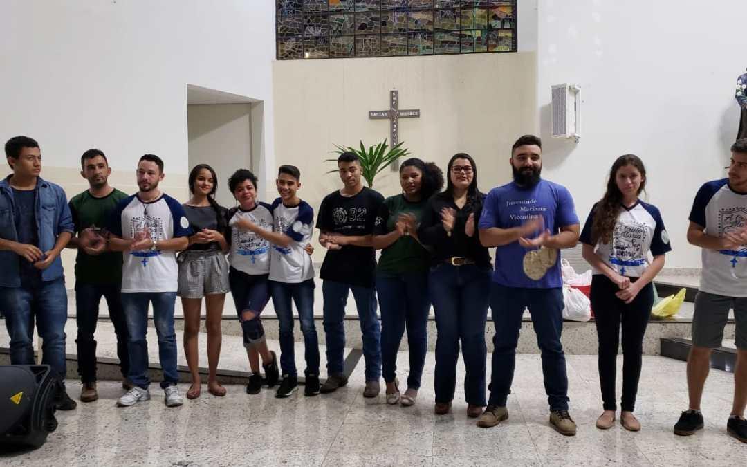 JMV apresenta carisma vicentino a outros jovens em Cruzeiro do Oeste (Brasil)