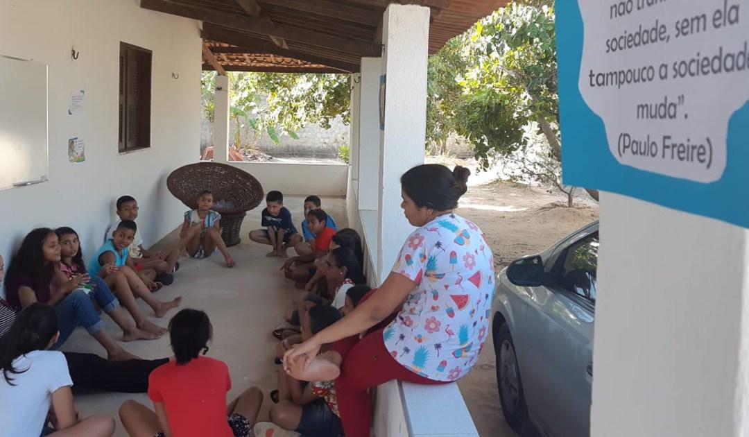 Projeto de Educação Popular Paulo Freire: JMV Cascavel como agente transformador no Brasil