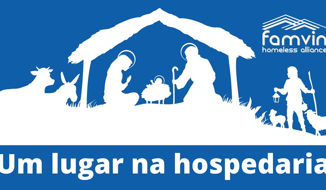 Este Natal, ajuda uma família ter uma casa