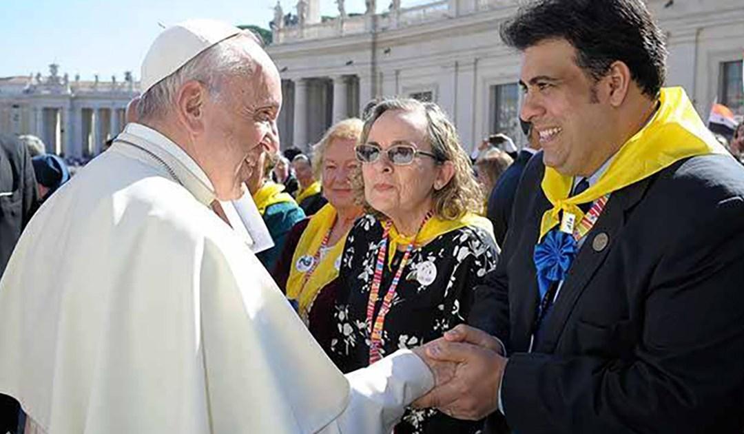 Papa Francisco nomeia o Presidente-geral da SSVP para integrar mais um Dicastério do Vaticano