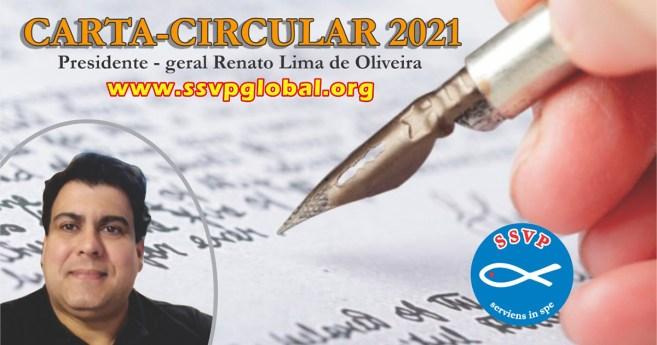 Carta-Circular 2021 do Presidente-geral da Sociedade de São Vicente de Paulo