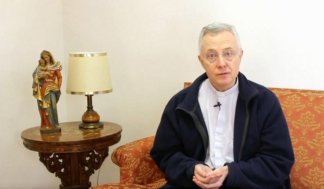 Mensagem de Páscoa do Pe. Tomaz Mavrič, C.M.