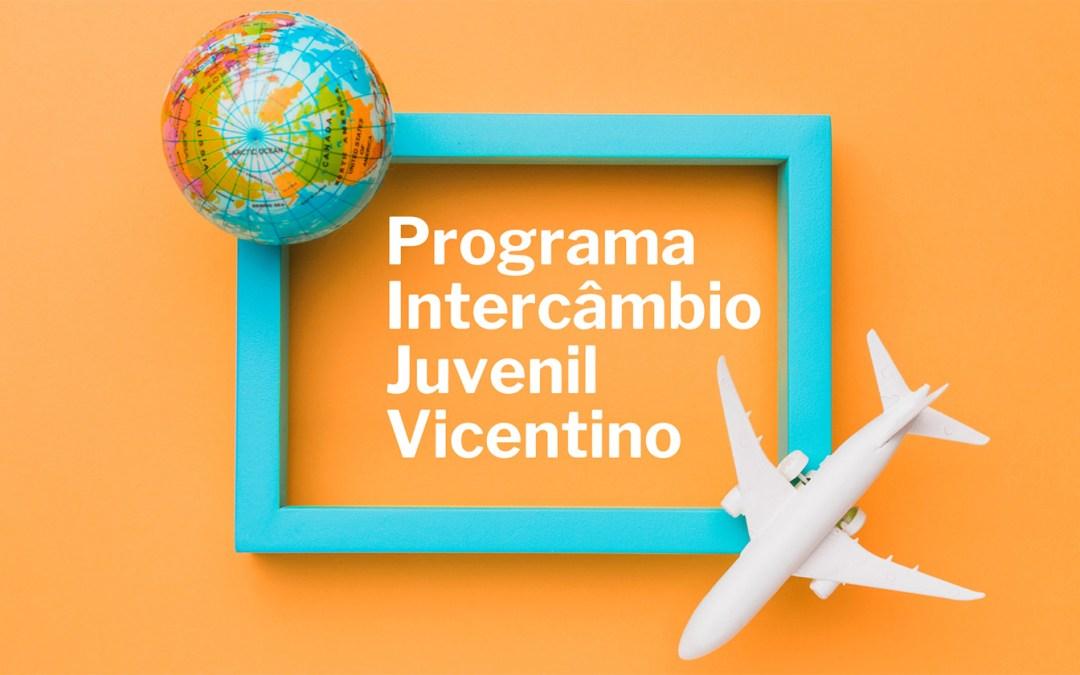 Programa Intercâmbio Juvenil Vicentino avança em 2021