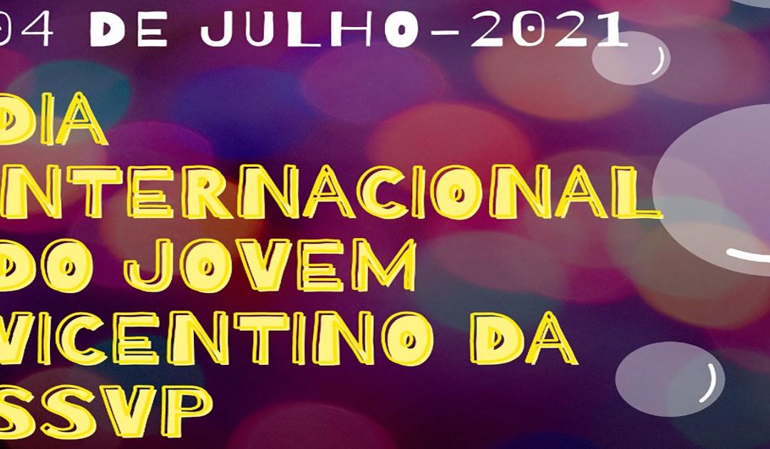 4 de julho: Dia Internacional do Jovem da SSVP