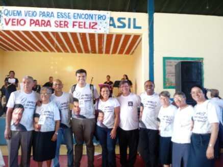 Alguns membros da Família Vicentina no Brasil