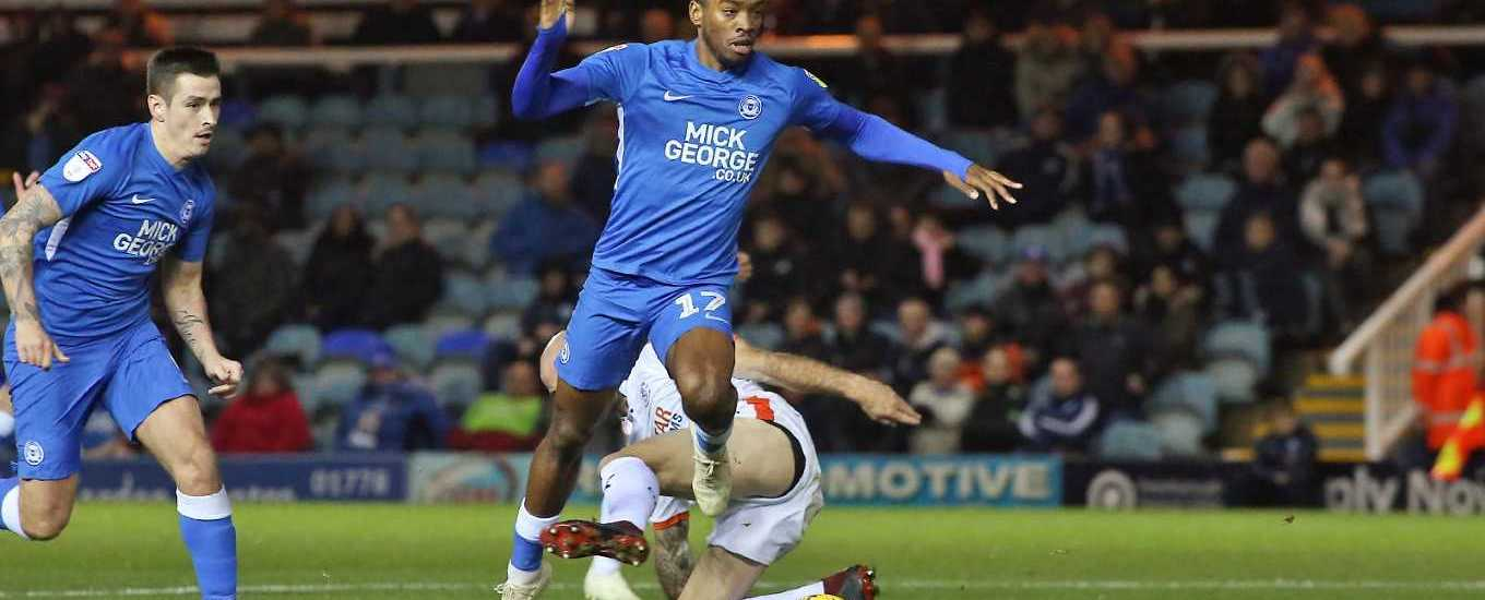 Ivan Toney - Former Peterborough United player who has now signed for Brentford.