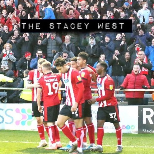 The Stacey West is a fan led blog / website dedicated to bringing you the latest news, views and opinion of all things Lincoln City. We cover some of the latest news in League One as well, and often look at stories from a Lincoln bias, so please be warned. We will accept reader contributions, but they have to be of a certain standard and offer content worth reading.