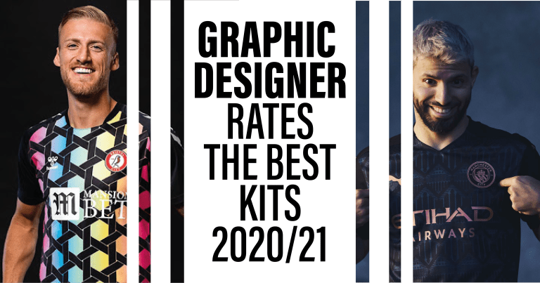 Read more about the article Graphic Designer Rates The BEST English Football League Kits for the 2020-21 season!