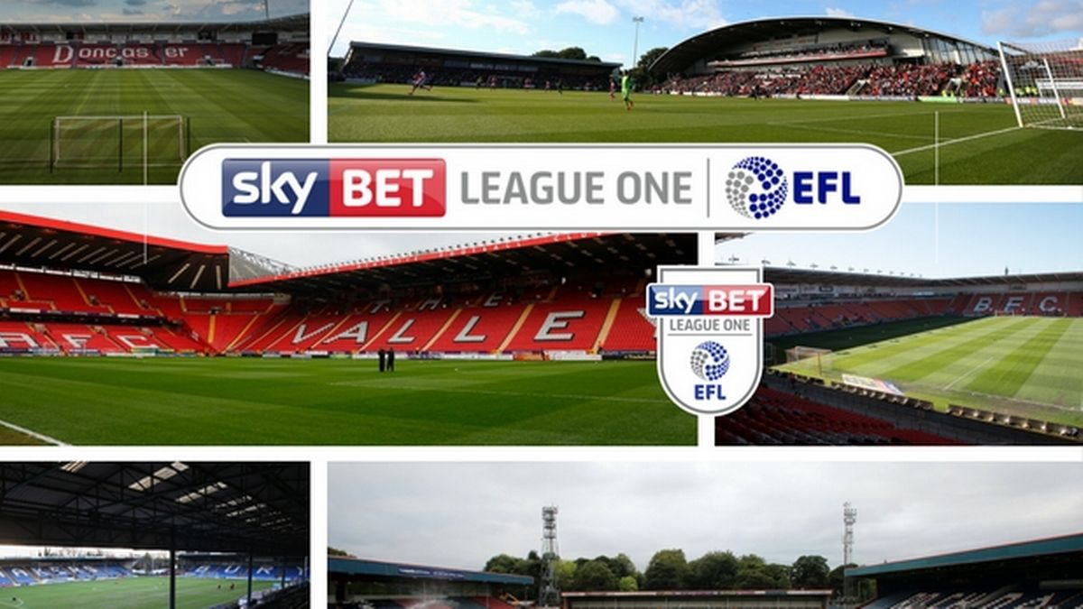 The 5 best stadiums in EFL League One