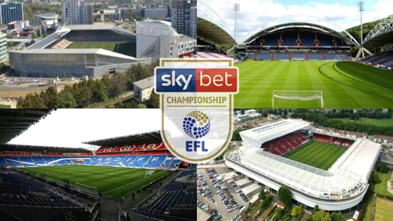 The Five Best Stadiums in the EFL Championship